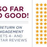 Return on Engagement: 5-starreviews