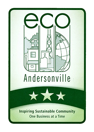 eco-Andersonville Certification