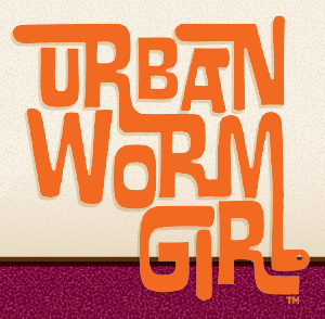 Urban Worm Girl logo