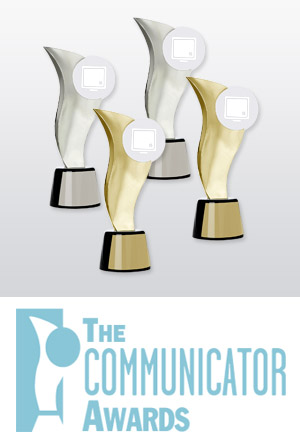 Mightybytes 2011 Communicator Awards