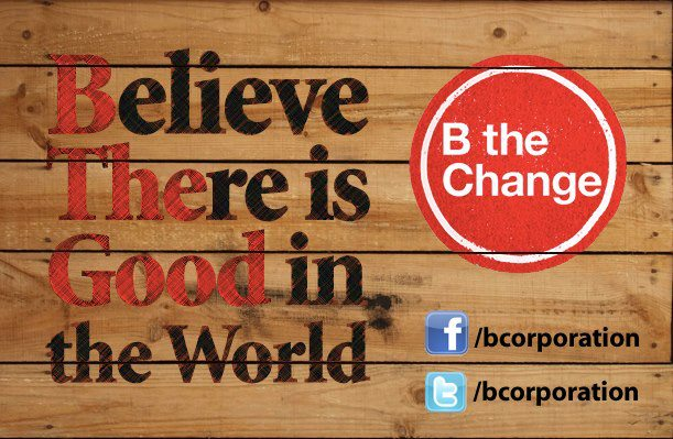 B Corp and Benefit Corporation image