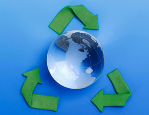 Green Office Challenge: Look for new ways to reduce, reuse and recycle