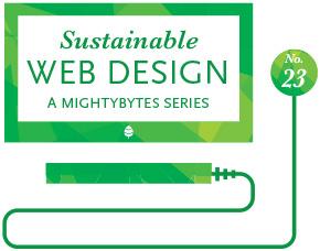 sustainable web design series graphic 23