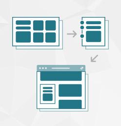 Style Tiles, Content Patterns, Component Design