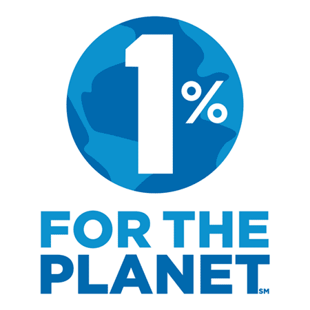 One Percent for the Planet logo