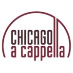 Chicago a capella Logo