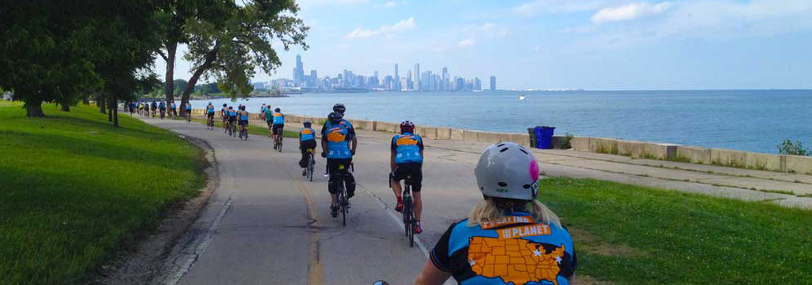 Climate Ride Event
