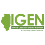Illinois Green Economy Network Logo