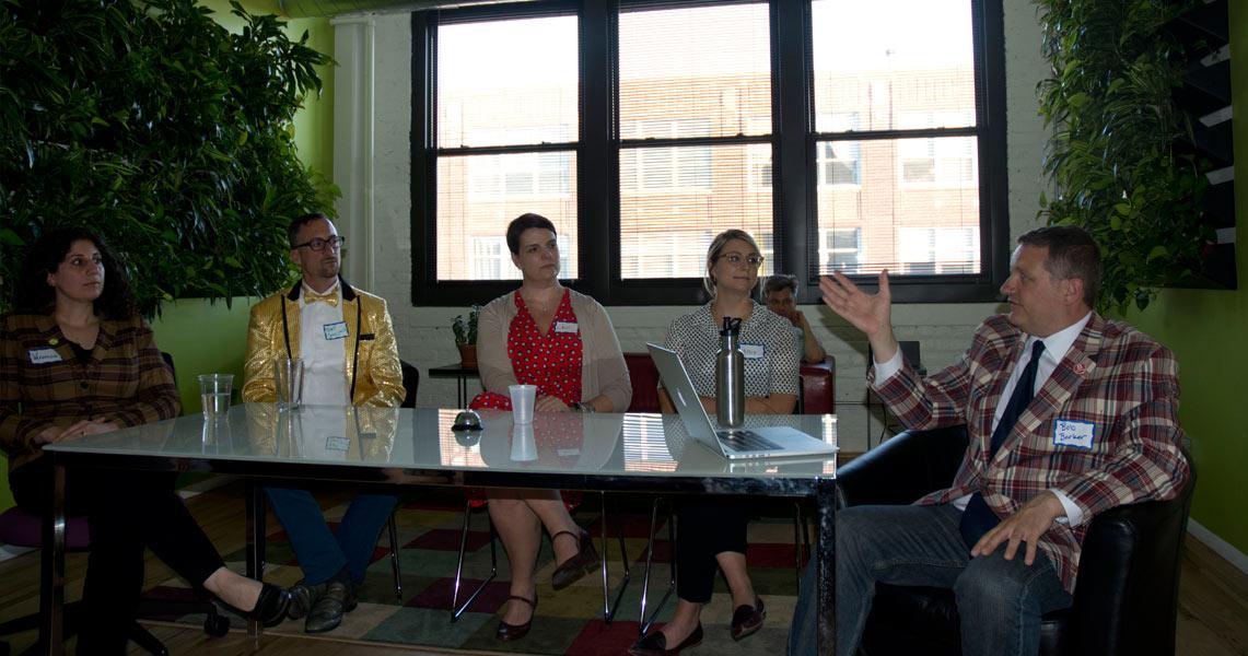 Digital Marketing Makeover Panel