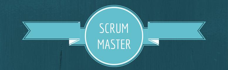 scrum master banner graphic