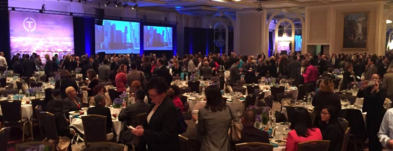 Chicago Community Trust luncheon