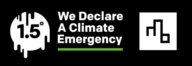 climate emergency logo