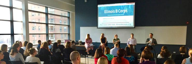Illinois B Corp event