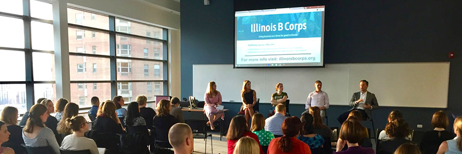 Illinois B Corp event