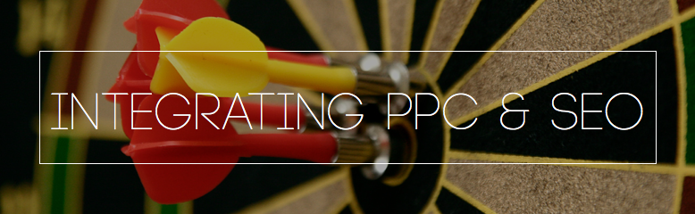 integrating PPC and SEO graphic