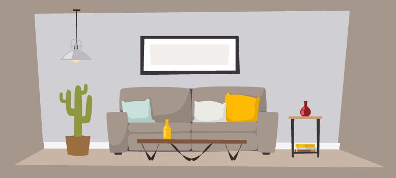 refreshed room design