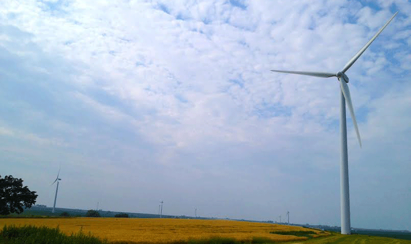 wind farm in illinois
