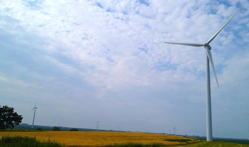 wind farm in illinois