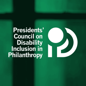 Presidents Council logo and silhouette