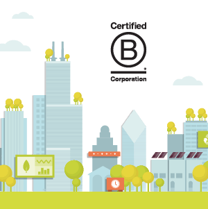Skyline Image and Certified B Corporation