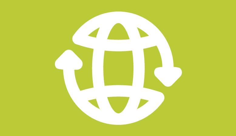 Environmental Digital Responsibility hero illustration